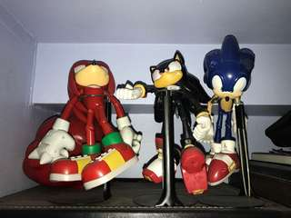 Sonic & Friends Collectibles