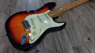 Fender Stratocaster Mexican High Spec