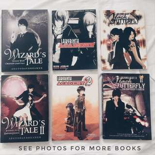 VIVA Psicom Books • Wattpad