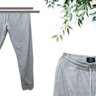 Jogger H&M grey pants original