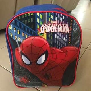 🔥FREE DELIVERY WM🔥Kids Bag Spider-Man and McQueen Car
