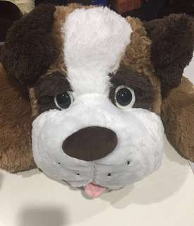 MBS Carnival Giant Dog soft plush toy