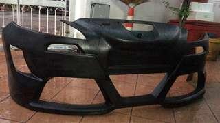 Peugeot 308 bumper