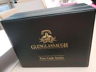 睇得又飲得!Glenglassaugh 26年37年43年原酒皮革禮盒!全部200ml