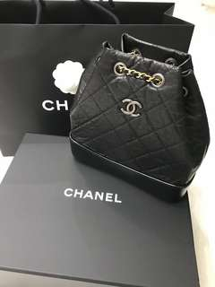 Chanel Backpack Gabrielle