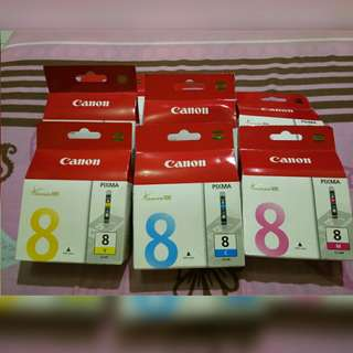 Tinta Cartridge Printer Canon Pixma