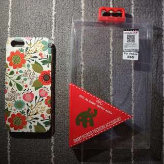 Case Iphone 5/5s Floral