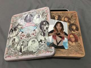 少女時代 Girls' Generation The Boys 專輯