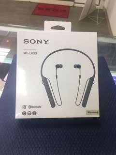 🚚 Sony c400藍芽耳機