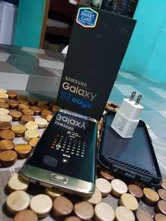 Samsung Galaxy S7 Edge Dual Sim - Platinum Gold