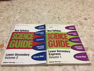 New syllabus SCIENCE GUIDE