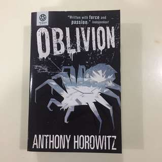 Oblivion (the power of five series)