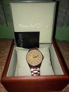 alexander christie gold