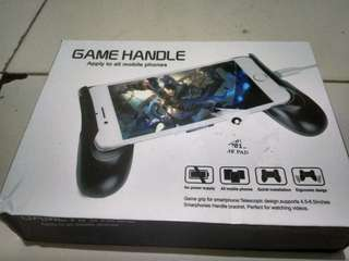 Game handle