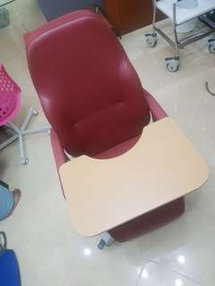 Patient dinner chair