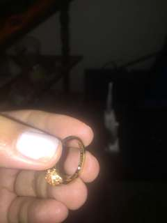 Juicy Couture Pinky Ring - Authentic