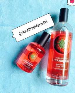 The Body Shop Perfume