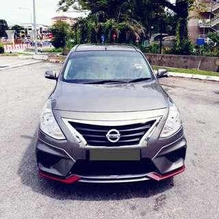 Nissan Almera sambung bayar