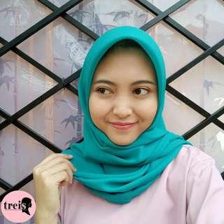 Plain Hijab - Tosca