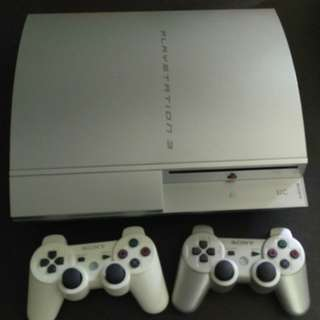 PlayStation 3+2手制+13games