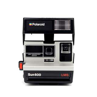 Polaroid Sun600 LMS Camera