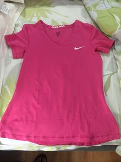 Original Nike pro blouse