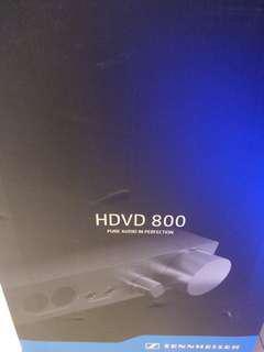 出售全新!sennheiser hdvd800 正價16500