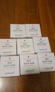 🚚 (Last pc) Medicube red body bar 10g