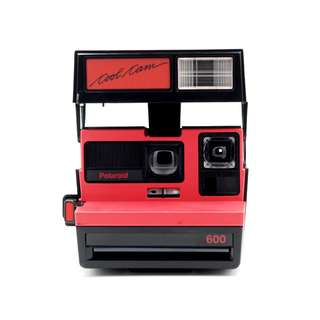 Polaroid Red CoolCam Camera