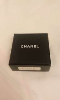 CHANEL正版硬皮飾品盒