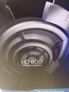 出售全新!hd 800 正價9999