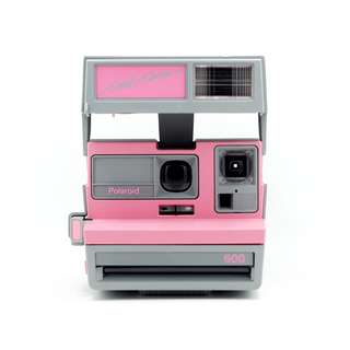Polaroid Pink CoolCam Camera