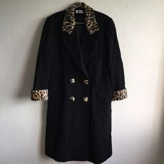 Zanfi Italy jacket trench coat