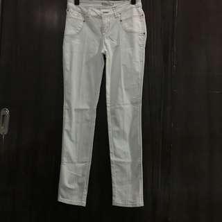 Wrangler White Jeans