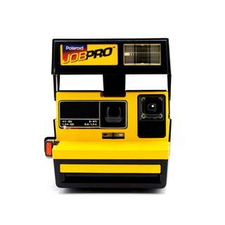 Polaroid JobPro Camera