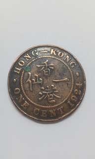 香港一仙 1924年