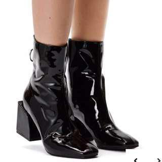 Shanghai Patent Boots (Size: 8)