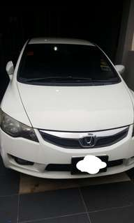 Honda Civic 2.0 auto 2010