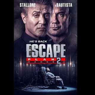 [Rent-A-Movie] ESCAPE PLAN 2 HADES (2018)