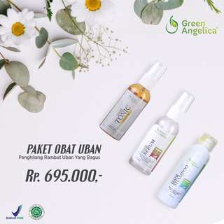 Green Angelica HAIR & SKIN CARE
