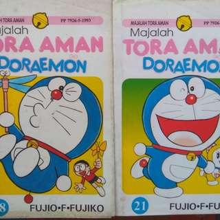 Doraemon cerita pendek vol.18&21