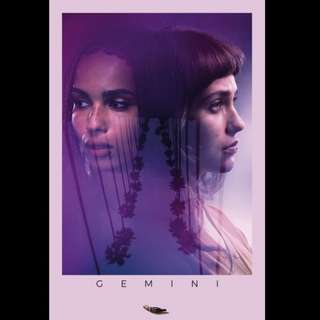 [Rent-A-Movie] GEMINI (2017)