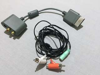Xbox Audio headphone connector
