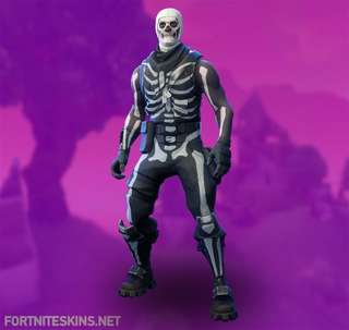 🚚 Finding skull trooper account
