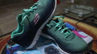 Sepatu Skechers Flex Appeal 2.0 memory foam size 37