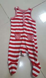 Mothercare stripes newborn to baby max 4.5kg
