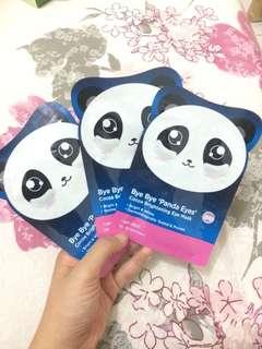Bye bye 'Panda Eyes'