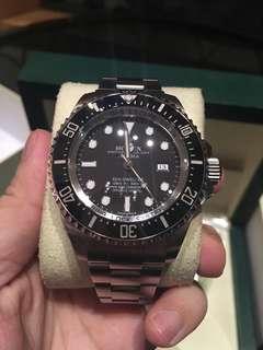 Rolex 116660 2017