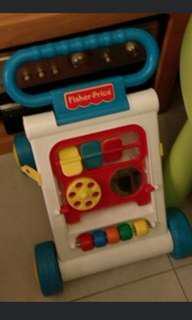Fisher Price baby walker 學行車