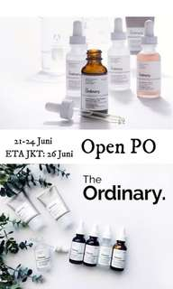 PO The Ordinary ETA 26 June
